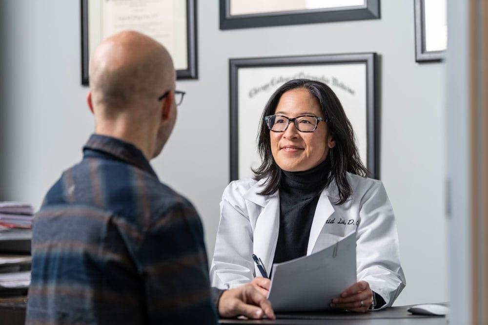 Dr. Ingrid Liu